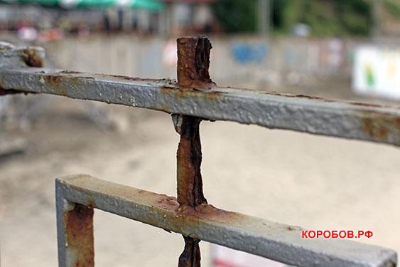 Коррозия металла от морской воды